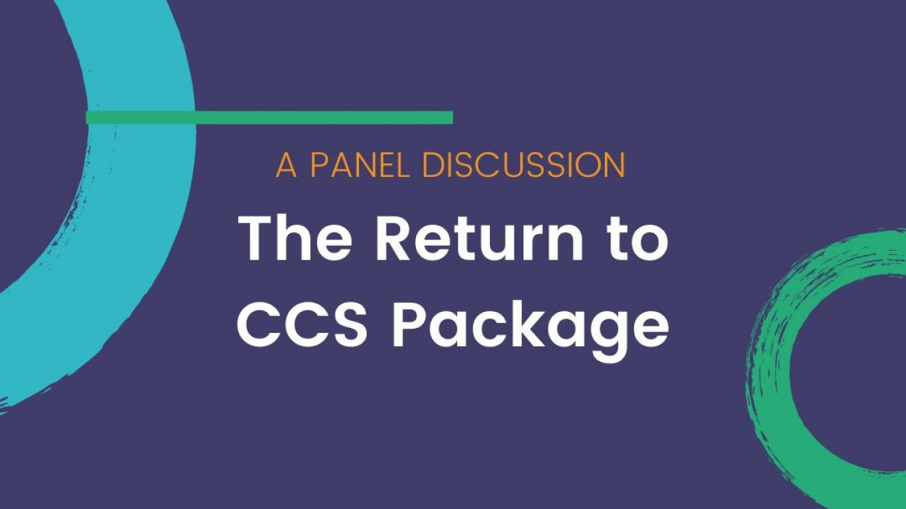 The Return to CCS Package Kidsoft