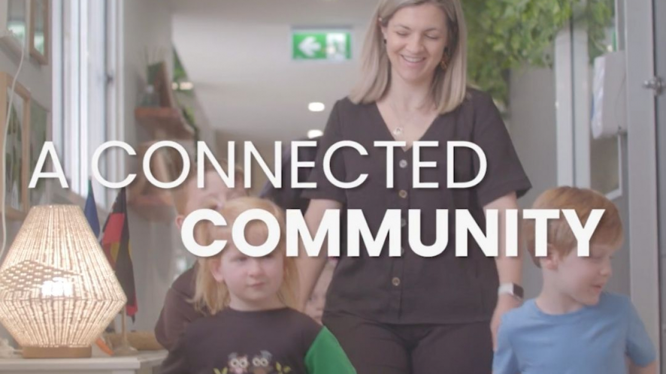 A Connected Community