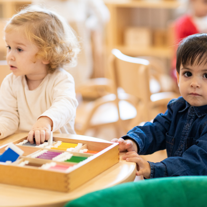 Different Kinds of Childcare Programs