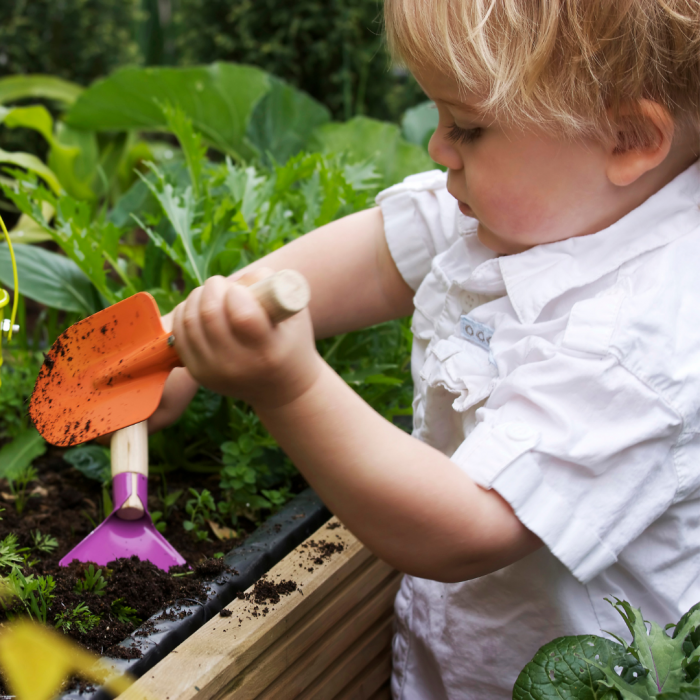 6 Advantages to gardening at your childcare centre
